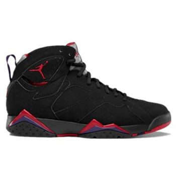 the best attitude dd45f b3cea 304775-018 Air Jordan 7 (VII) Raptor 2012 Black True Red Dark Charcoal